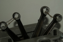Matchless ,,SILVER HAWK'' V 4. OHC. 600cc 1933r